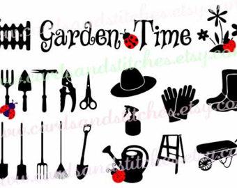 Garden svg #1, Download drawings