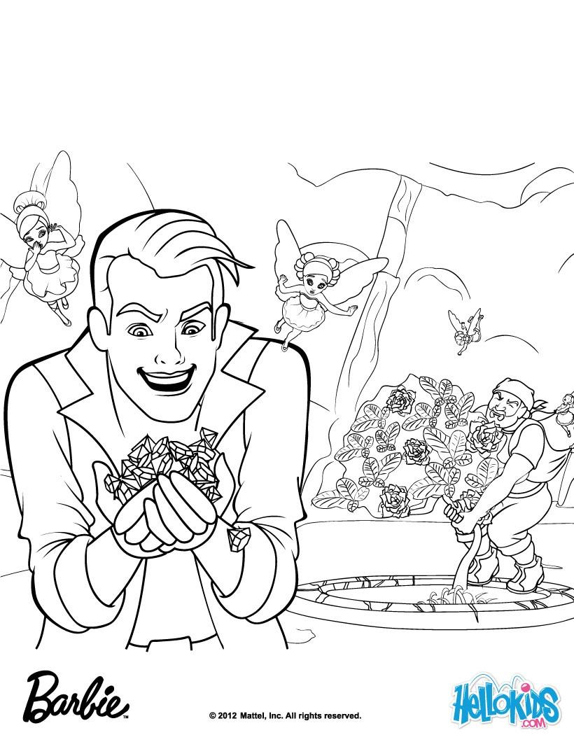 Gardenia coloring #9, Download drawings