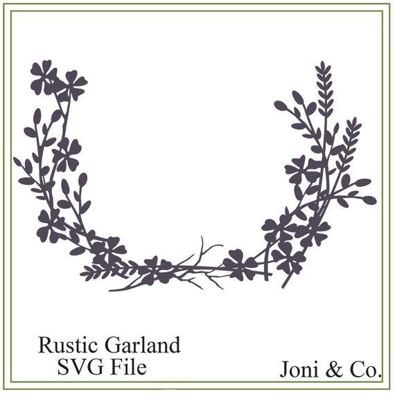 garland svg #851, Download drawings