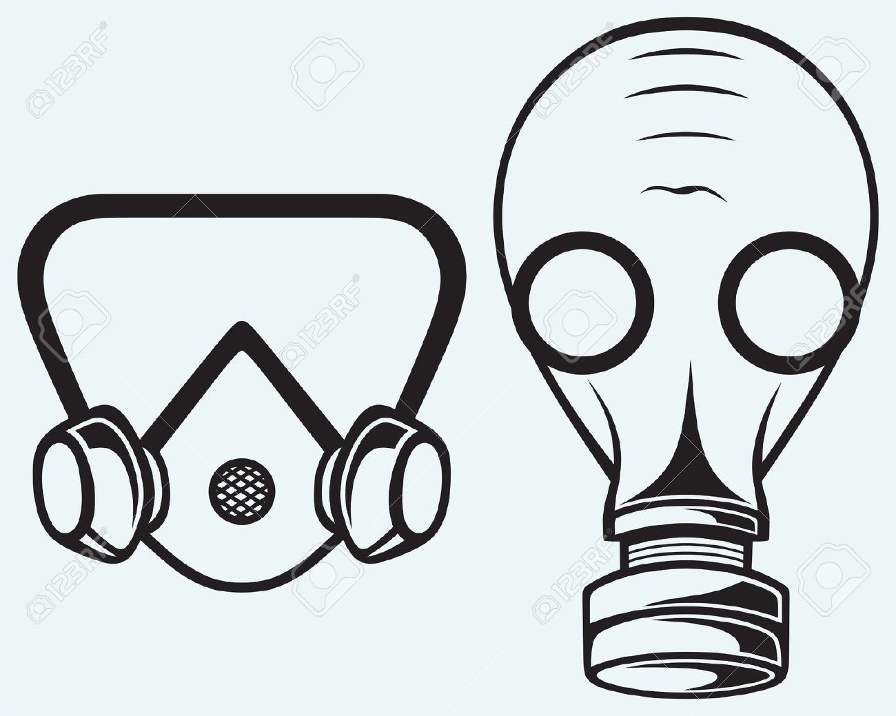 Gas Mask clipart #7, Download drawings