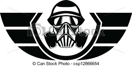 Gas Mask clipart #3, Download drawings