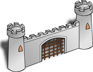 Gate clipart #1, Download drawings