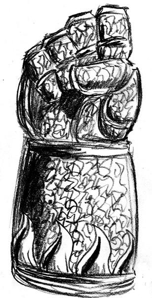 Gauntlet clipart #5, Download drawings