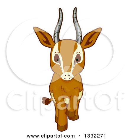 Gazelle clipart #1, Download drawings