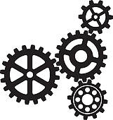 Gears clipart #19, Download drawings