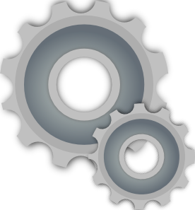 Gears clipart #15, Download drawings