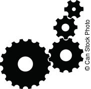 Gears clipart #20, Download drawings