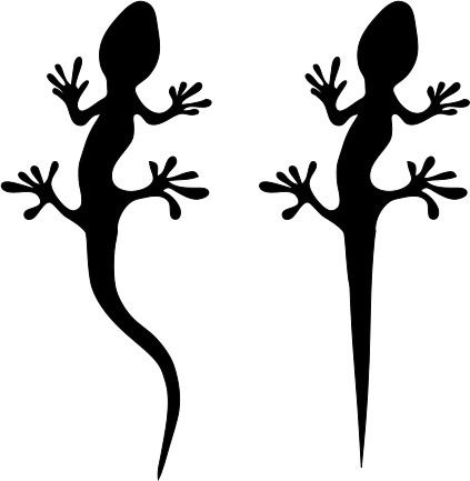 Gecko svg #15, Download drawings