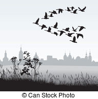 Migration clipart #11, Download drawings