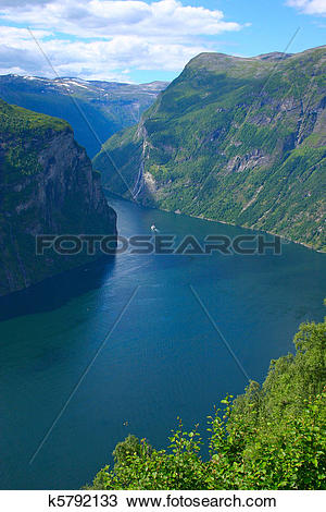 Geiranger clipart #4, Download drawings