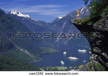 Geiranger clipart #16, Download drawings