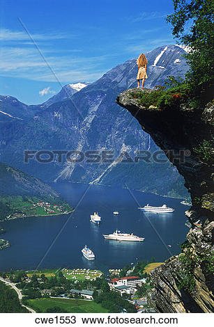Geiranger clipart #2, Download drawings