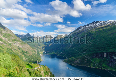 Geirangerfjord clipart #10, Download drawings