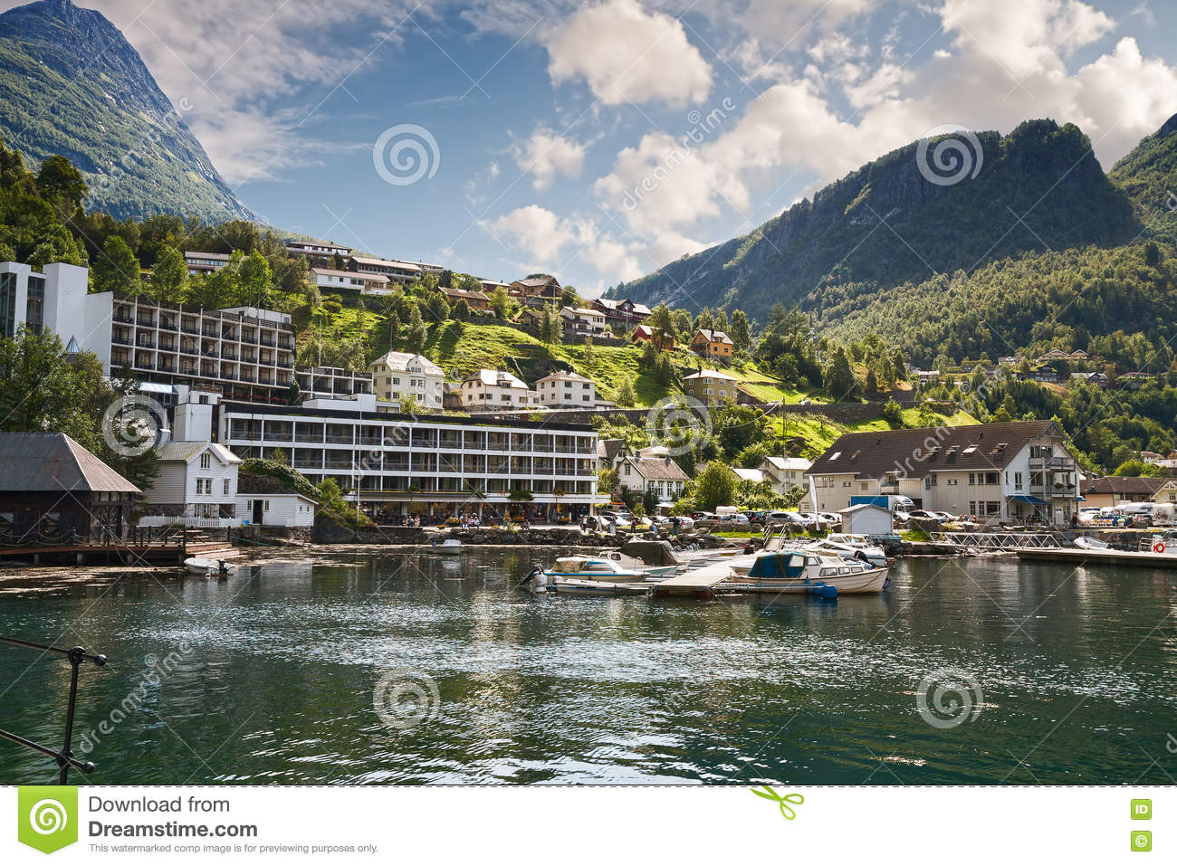 Geirangerfjord clipart #3, Download drawings