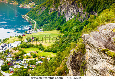 Geirangerfjord clipart #6, Download drawings