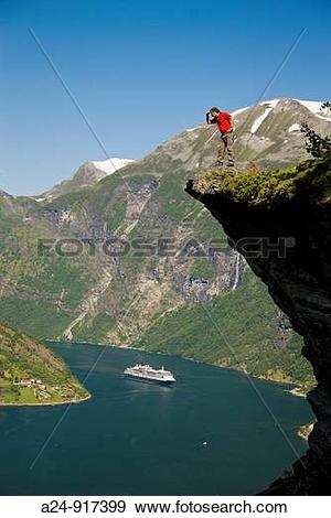 Geirangerfjord clipart #4, Download drawings
