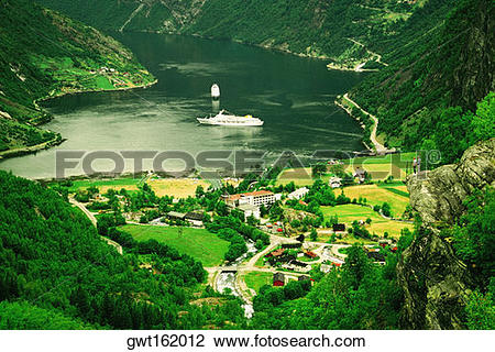 Geirangerfjord clipart #5, Download drawings