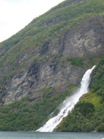 Seven Sisters Waterfall, Norway svg #11, Download drawings