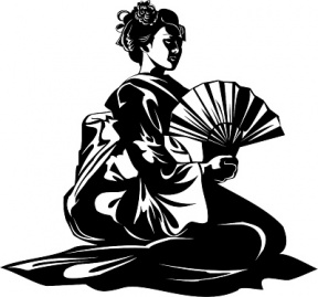 Geisha svg #16, Download drawings