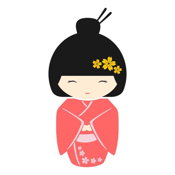 Geisha svg #17, Download drawings