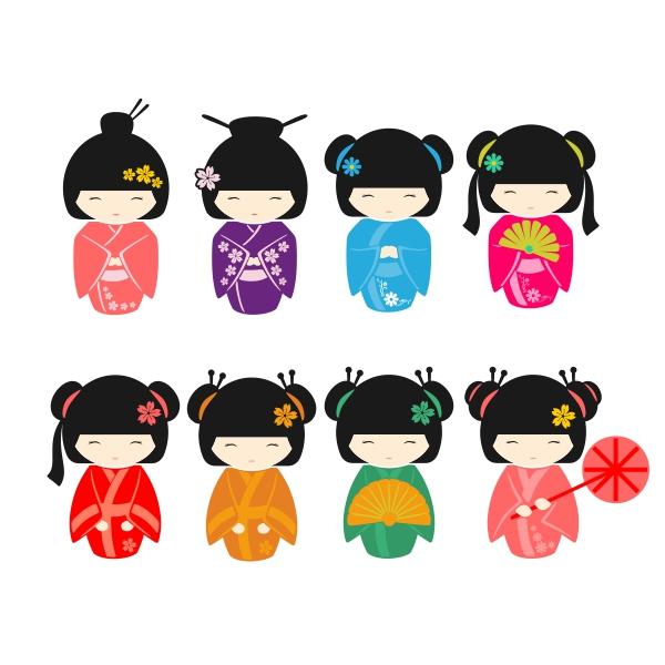 Geisha svg #2, Download drawings