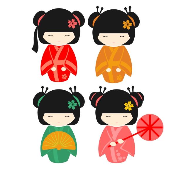 Geisha svg #3, Download drawings