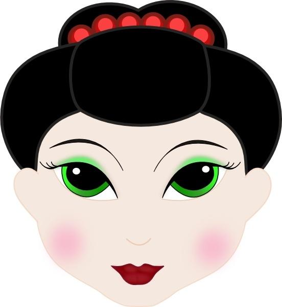 Geisha svg #8, Download drawings