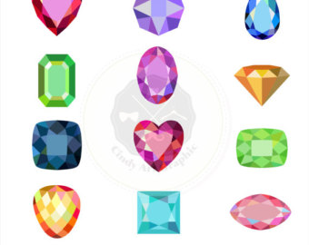 Gems clipart #8, Download drawings