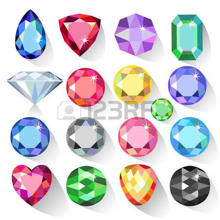 Gems clipart #5, Download drawings