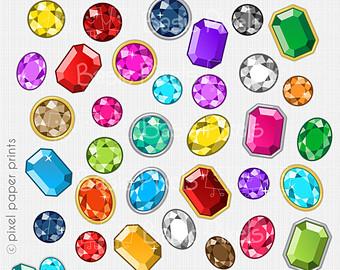 Gems clipart #18, Download drawings