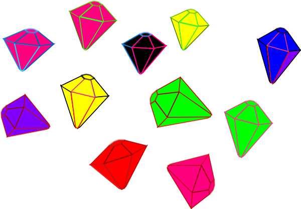 Gems clipart #2, Download drawings