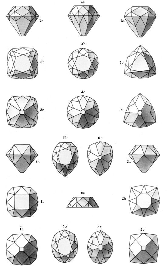 Gems coloring #8, Download drawings