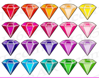 Gemstone clipart #10, Download drawings