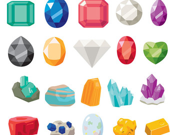 Gemstone clipart #6, Download drawings
