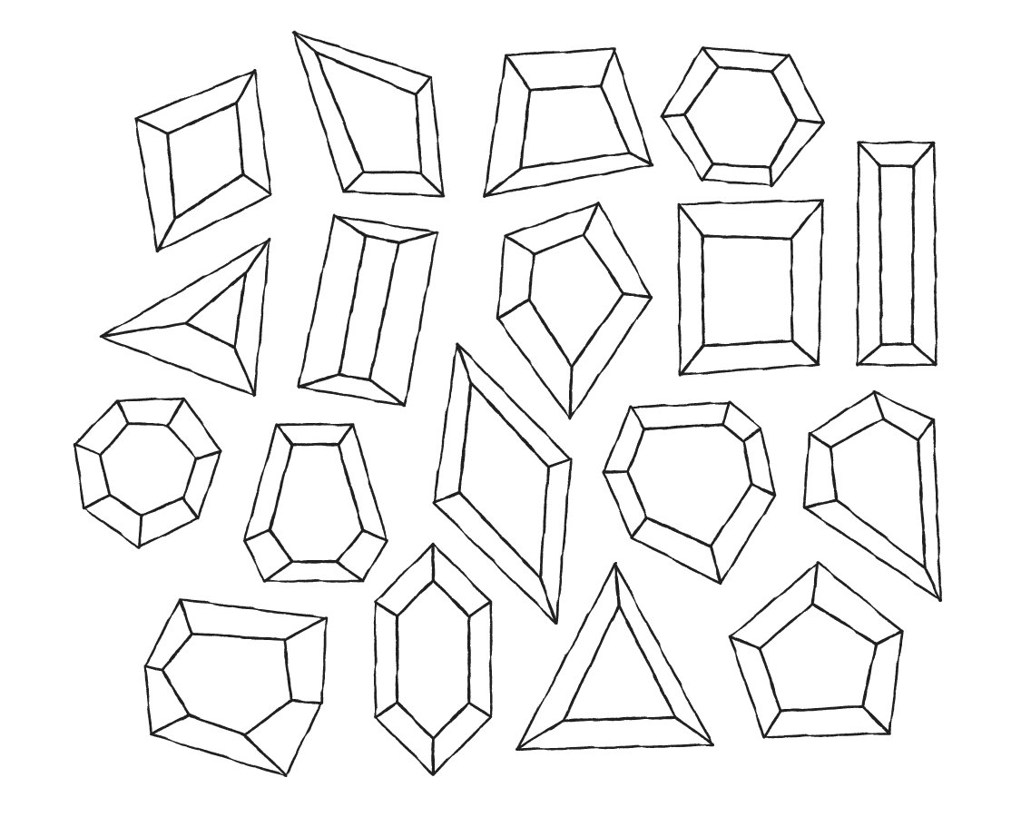Gemstone clipart #5, Download drawings