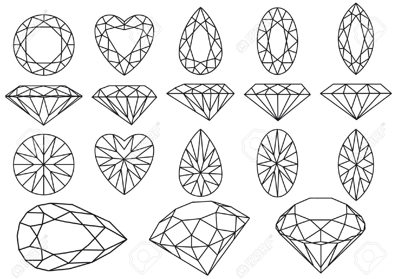 Gemstone clipart #15, Download drawings