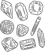 Gemstones clipart #12, Download drawings