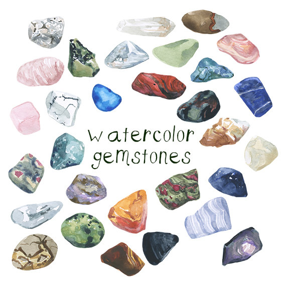 Gemstones clipart #10, Download drawings