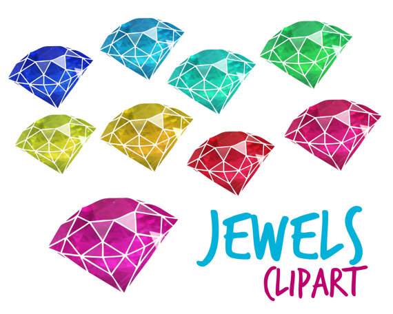 Gemstones clipart #5, Download drawings