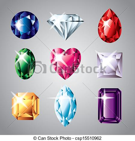 Gemstones clipart #4, Download drawings