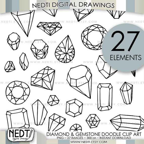 Gemstones clipart #9, Download drawings