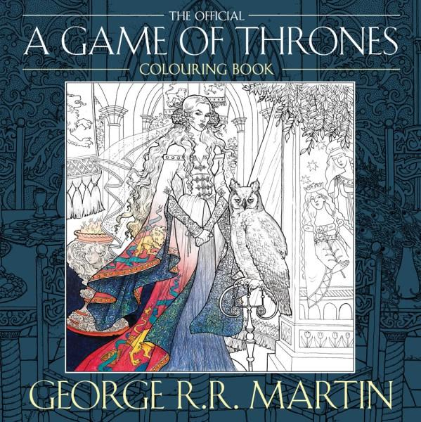 George R.r. Martin coloring #18, Download drawings