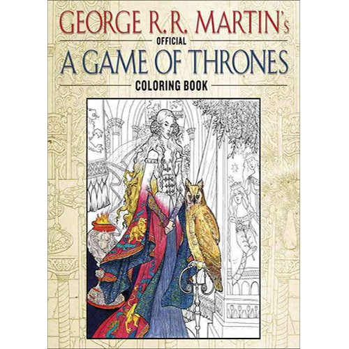 George R.r. Martin coloring #5, Download drawings