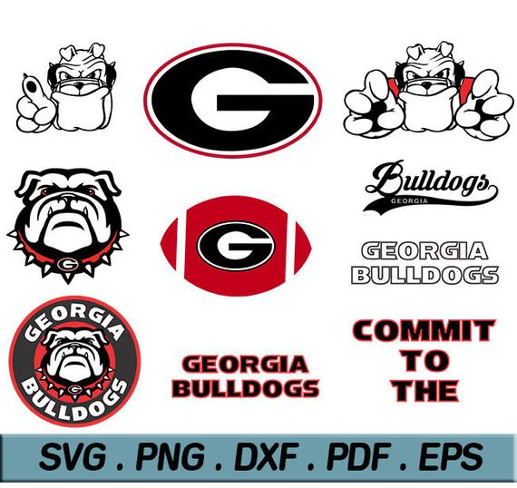 georgia bulldog svg #616, Download drawings