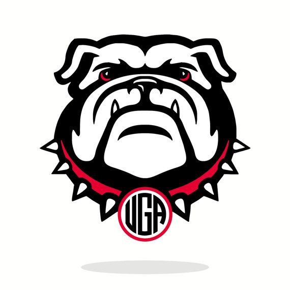 georgia bulldog svg #612, Download drawings