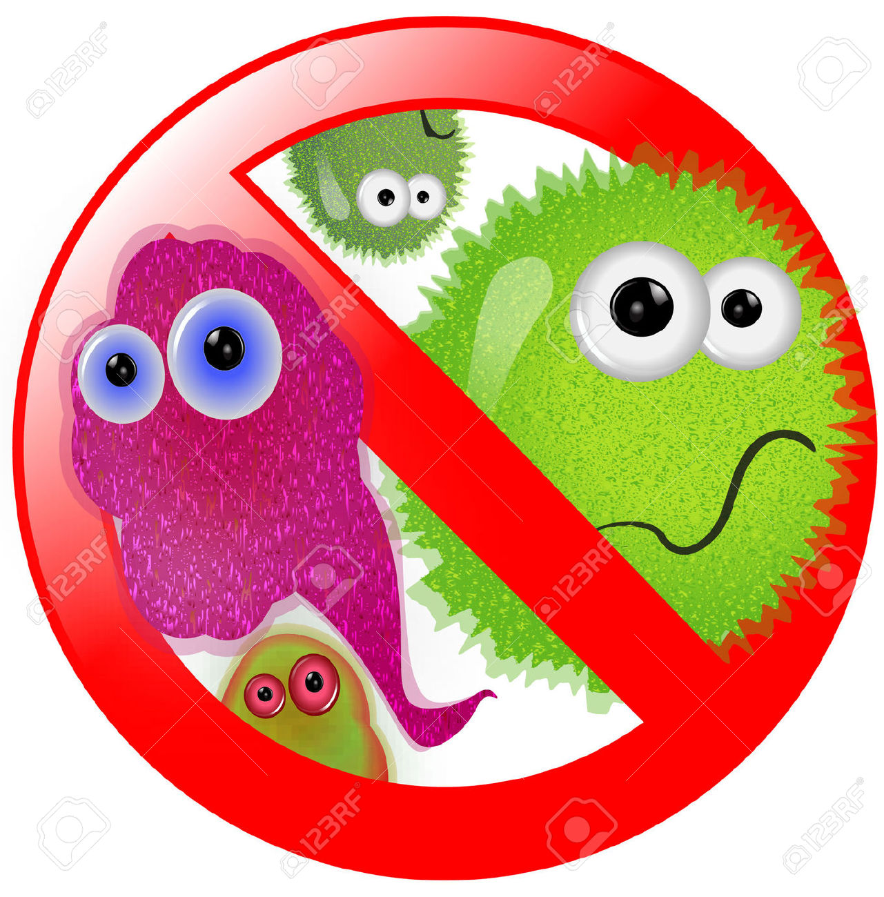 Germ clipart #2, Download drawings