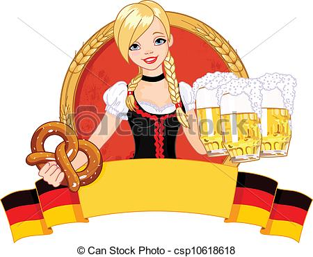 German clipart #3, Download drawings