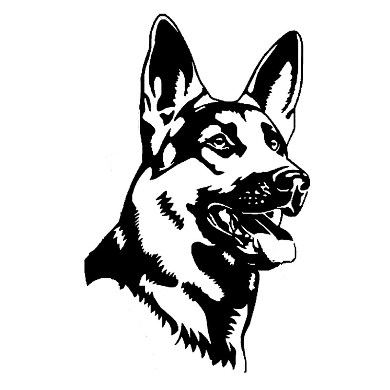 German Shepherd svg #3, Download drawings