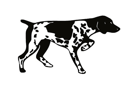 German Shorthaired Pointer svg #19, Download drawings
