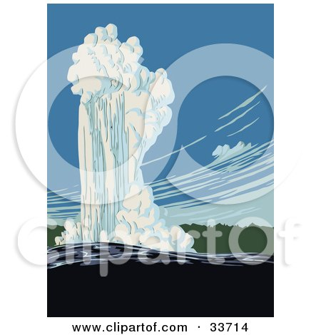 Geyser clipart #7, Download drawings